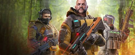 Soldiers Inc: Mobile Warfare for iOS & Android - Plarium