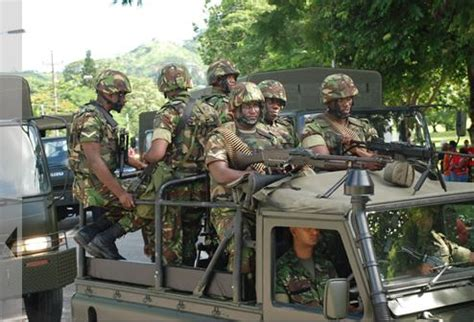 World Military and Police Forces: Trinidad and Tobago