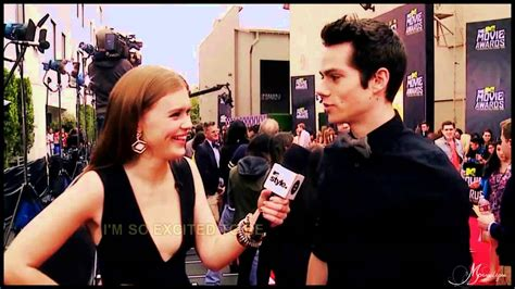 dylan o'brien & holland roden || everything has changed
