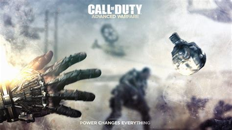 Call of Duty Advanced Warfare Game Wallpapers And Trailer