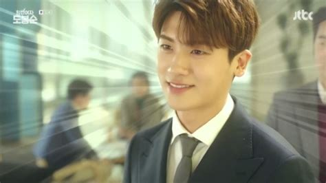Park Hyung-sik talks about ideal type