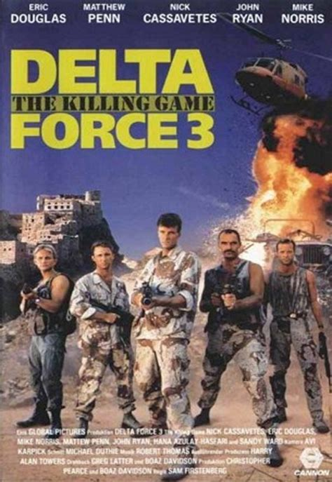 Delta Force 3 - The Killing Game (1991) (In Hindi) Full