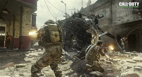 Call of Duty: Modern Warfare Remastered has been in
