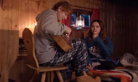 Ed Sheeran's music video for 'Perfect' is here