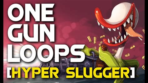 Nuclear Throne One Gun Loop [Hyper Slugger] - YouTube