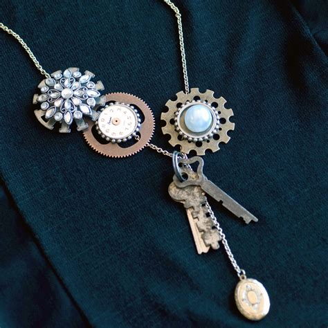 DIY Steampunk Jewelry | POPSUGAR Smart Living