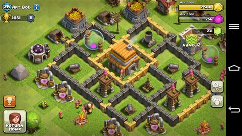 Clash of Clans – Games for Android – Free download