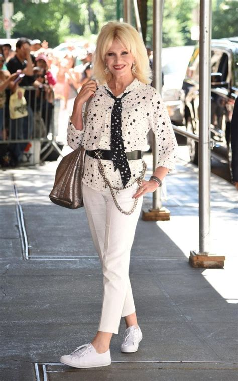 Joanna Lumley has been taking some absolutely fabulous