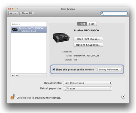 AirPrint using any printer on a Mac - Updated iOS 5