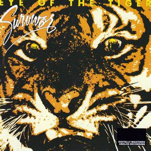 Eye of the Tiger (album) - Wikipedia