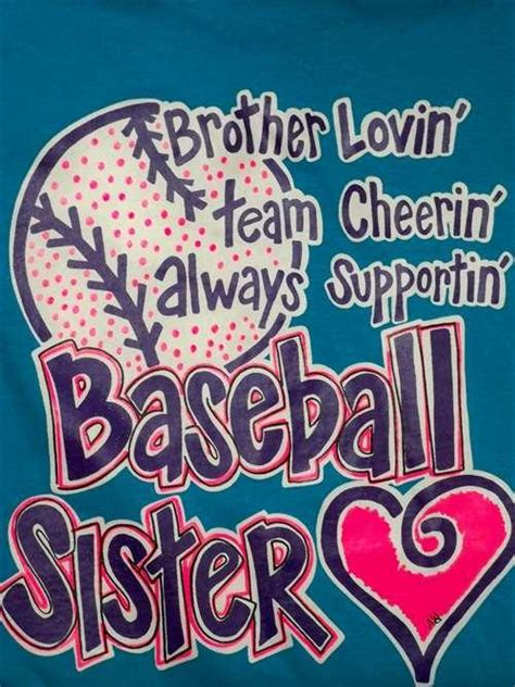 Southern Chics Funny Baseball Sister Sports Sweet Girlie