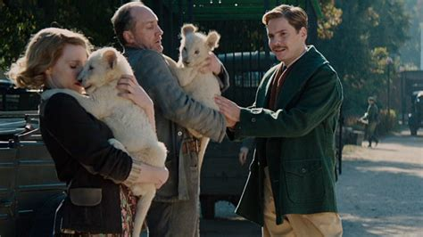 Rambling Film: DVD Review: The Zookeeper's Wife