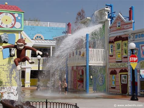 Universal Orlando Resort – Curious George Goes To Town