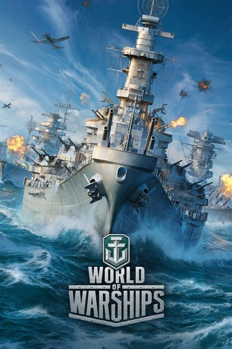 World of Warships (2017) Windows Apps box cover art