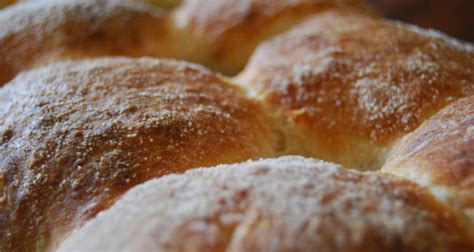 The history of morning rolls, including a recipe for