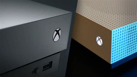 Xbox One X vs Xbox One S: Which console is right for you