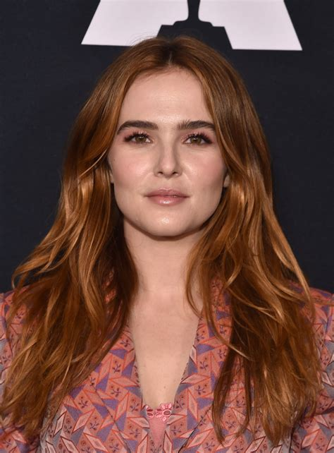 ZOEY DEUTCH at Academy Nicholl Fellowships Live Read in
