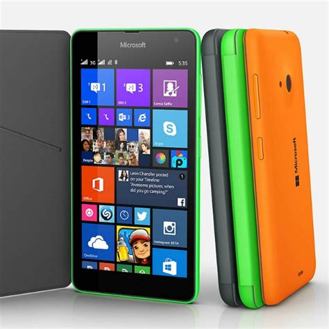 Microsoft unveils first Lumia smartphone without Nokia