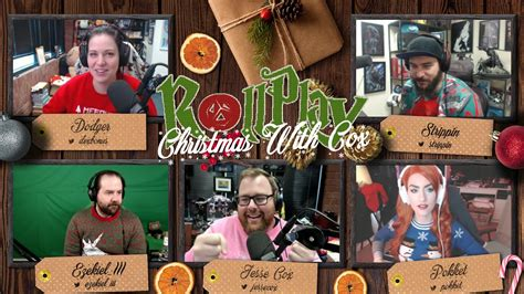 RollPlay: Christmas With Cox 2017 - Part 1 - YouTube