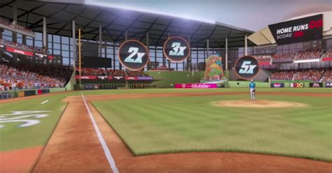 MLB Home Run Derby VR Game Coming This Spring