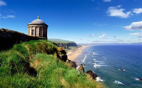 Mussenden Temple & Downhill Beach / Dragonstone | Glenara