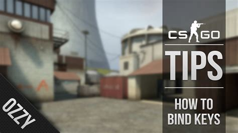 CS:GO Tips: How to bind a key in console - YouTube