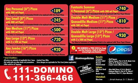 Dominos Pizza, Gulshan-e-Iqbal Restaurant in Karachi