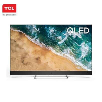 TCL C8 55 inches Q-LED Android Smart 4k Tvs 55C815 in