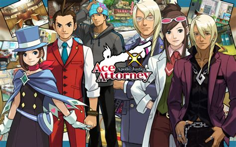Apollo Justice Ace Attorney Review - GodisaGeek