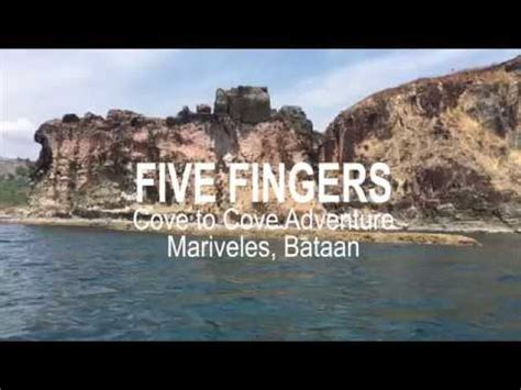 Five Fingers Mariveles Bataan 2017 - YouTube
