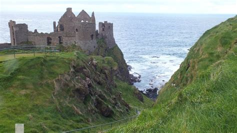 Along the Antrim coast in Northern Ireland / Ulster - Tor